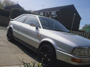 stunning looking 1993 audi coupe 2L16V only 79000 genuine miles