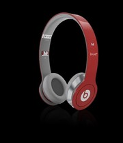 Monster Beats by Dre Solo White Headphones