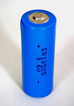 4000mAh ER18505 Lithium Primary Battery
