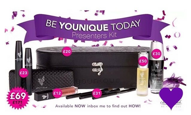 Want To Work From Home? I Have A Younique Opportunity For
